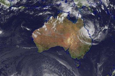 Australia assesses damage as Tropical Cyclone Debbie makes landfall