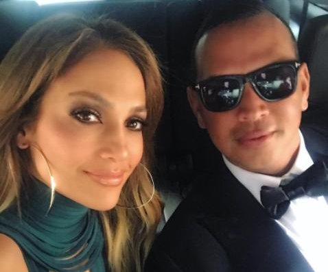 Jennifer Lopez, Alex Rodriguez dazzle at friend's wedding