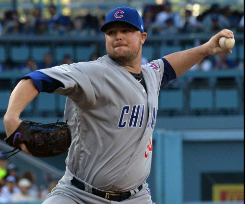 Cubs' Lester hopes to reign over Braves
