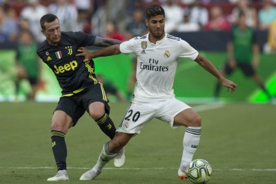 Real Madrid's Marco Asensio ruptures ACL