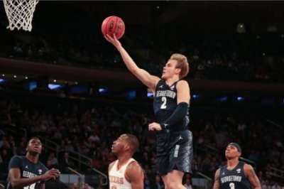 Ex-Georgetown guard Mac McClung transferring to Texas Tech