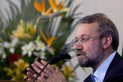 Larijani: West won't stop Iran nuke effort