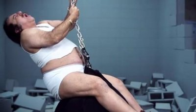 Ron Jeremy remakes Miley Cyrus' 'Wrecking Ball' video