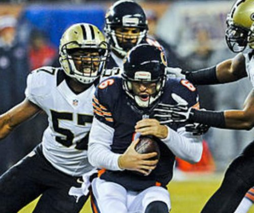 New Orleans Saints march past Chicago Bears