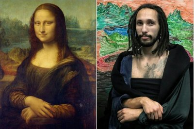 Bored workers recreate famous paintings in office