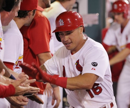 Kolten Wong's slam lifts St. Louis Cardinals past Cincinnati Reds
