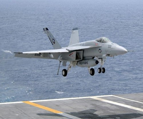 Raytheon continues work to enhance Navy aircraft landing