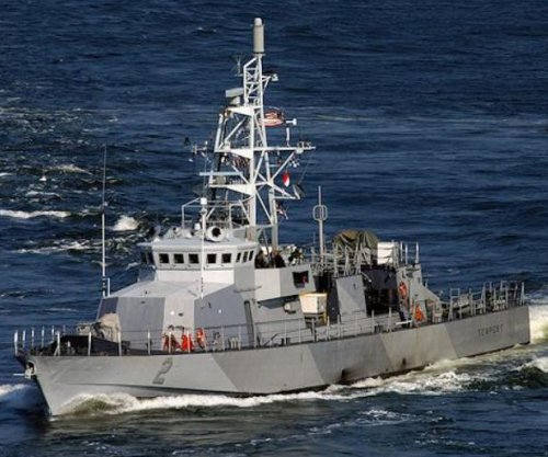 U.S. Navy fired warning shots at approaching Iranian boats in Persian Gulf