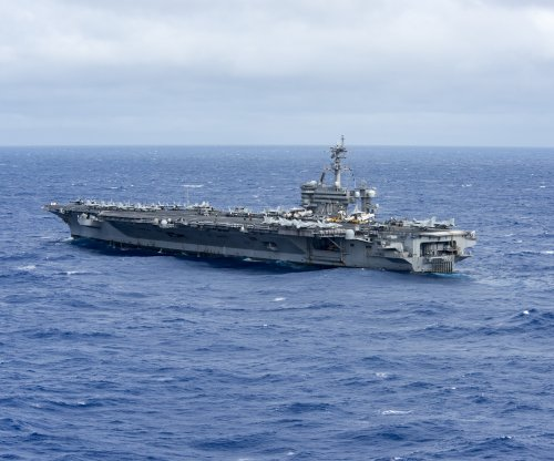 Chinese state media express 'concern' over USS Carl Vinson