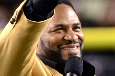 Pittsburgh Steelers' Jerome Bettis talks Roethlisberger retirement, Rooney legacy