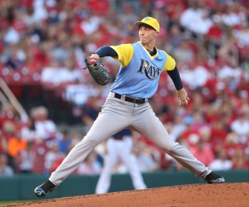 Curt Casali, Blake Snell lead Tampa Bay Rays past Baltimore Orioles 6-0
