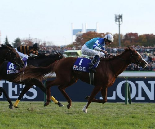 UPI Horse Racing Roundup: Cheval Grand wins Japan Cup, Kentucky Derby candidates emerge