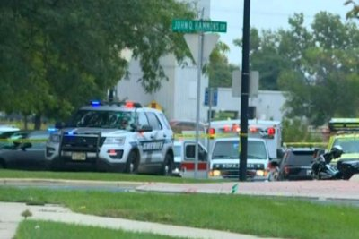 Gunman killed, at least three injured in Wisconsin office shooting