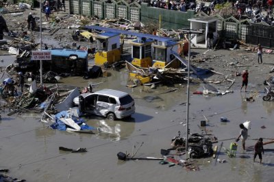 832 now dead after Indonesian earthquake, tsunami