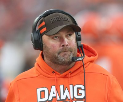 Giants to hire ex-Browns HC Freddie Kitchens as tight ends coach