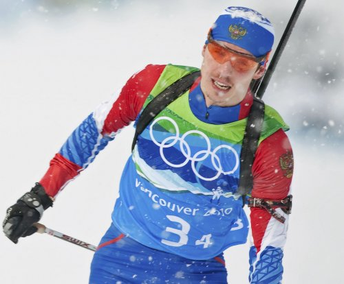 Russian biathletes stripped of medals after doping tests