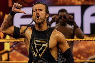 WWE NXT: Adam Cole, Charlotte Flair defend titles