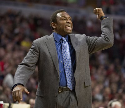Nets fire Coach Avery Johnson