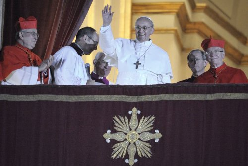 Latin American becomes new pope