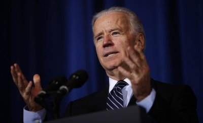 Biden lobbying Senate on gun control
