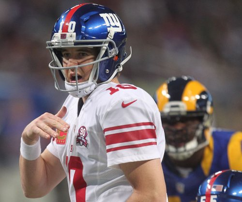 New York Giants QB Eli Manning disputes 'highest-paid' report