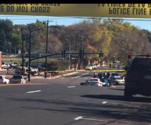 Four dead, including gunman, in Colorado Springs shooting spree