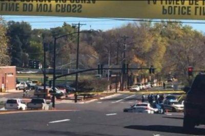 Four dead, including gunman, in Colorado Springs shooting spree