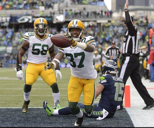 Green Bay Packers CB Sam Shields ruled out with concussion