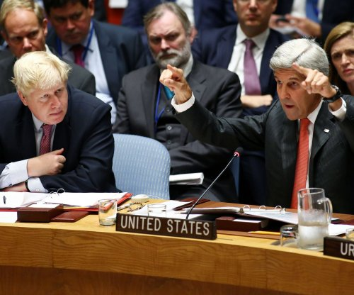 U.S., Britain consider sanctions for Syria, Russia for Aleppo bombings