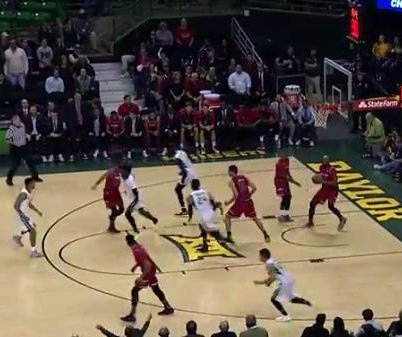 No. 5 Baylor avoids upset, tops Texas Tech