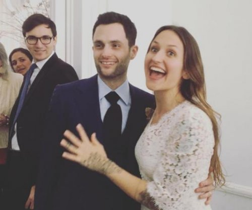 Penn Badgley of 'Gossip Girl' marries Domino Kirke