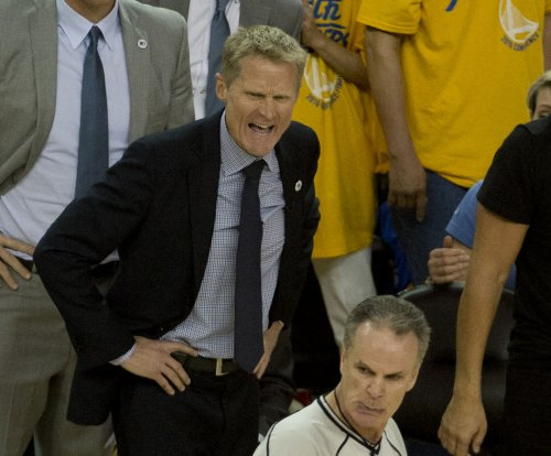 Golden State Warriors coach Steve Kerr considers returning as coach for Game 2