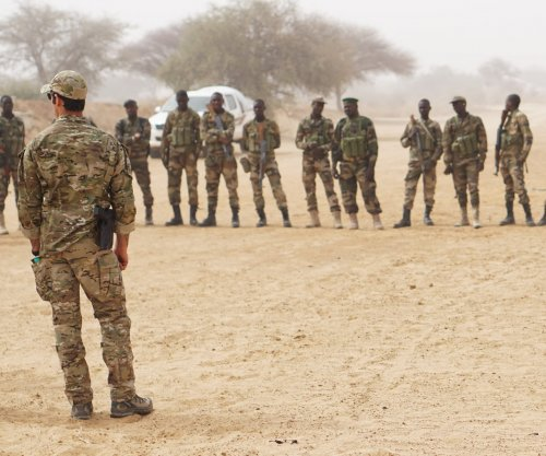 U.S. sends special forces as Africa's jihadist threat grows