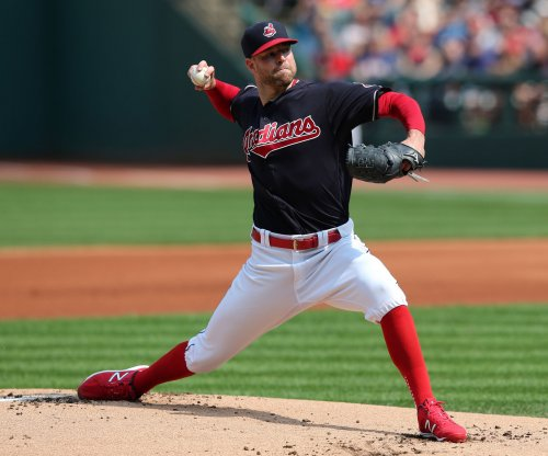 Indians aim for two in a row against Orioles