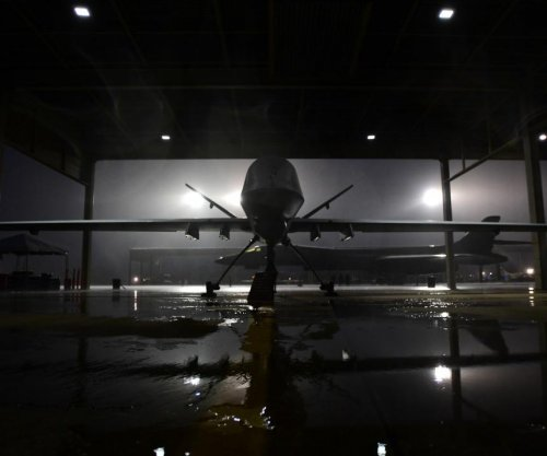 Pentagon contracts for 'surge support' for MQ-9 Reaper drones