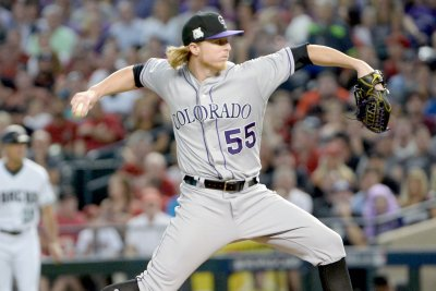 Rockies look to stay hot vs. visiting Marlins