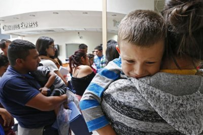 U.N. report: Detaining migrant children harms their mental health