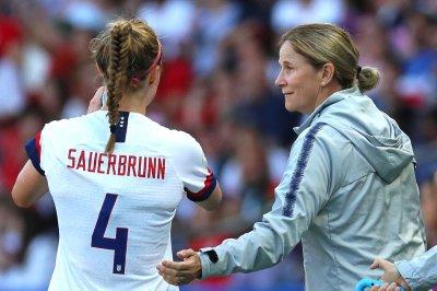 Jill Ellis to step down as head coach of U.S. women's soccer team in October