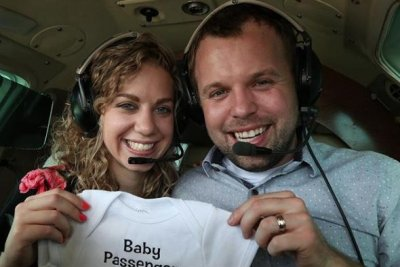 John David Duggar, wife Abbie expecting first child: 'We are on Cloud 9'