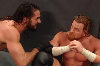 WWE Raw: Seth Rollins recruits Buddy Murphy