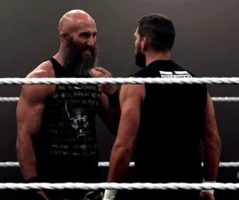 WWE NXT: Johnny Gargano, Tommaso Ciampa go to war