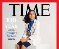 Teen scientist Gitanjali Rao named Time's first-ever 'Kid of the Year'