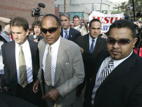 O.J. Simpson's bail revoked