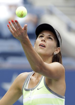 Upset win has Pironkova in Sydney semifinals