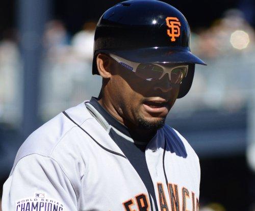 Madison Bumgarner, Marlon Byrd form winning combo for San Francisco Giants