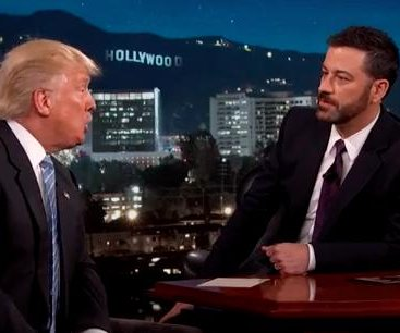 Donald Trump admits using alias in Jimmy Kimmel interview