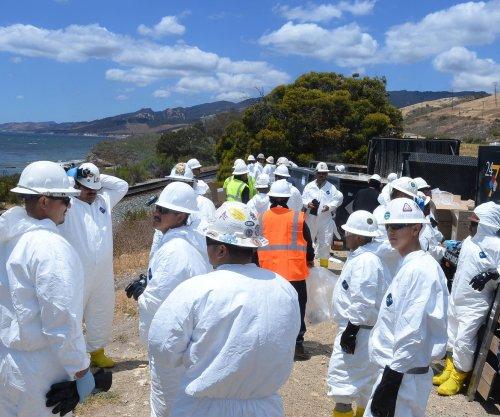 Plains gets new order for Refugio oil spill