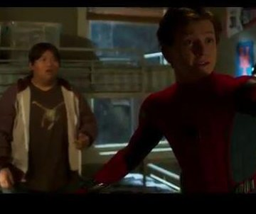 Spider-Man's friend discovers his secret in new 'Homecoming' teaser