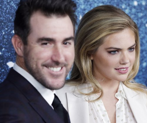 Justin Verlander, Kate Upton share wedding photo from Italy