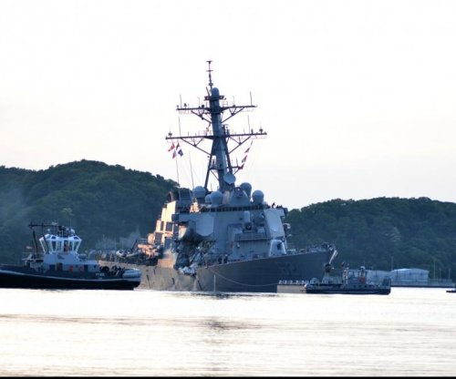 Huntington Ingalls tapped for more repairs on Fitzgerald